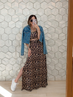 Conjunto Lari Animal Print